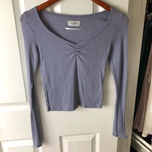 Out From Under | Long Sleeve Crop Top